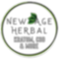 New Age Herbal Logo Kratom CBD Essential Oils Treasure Valley Caldwell And Garden City Locations