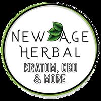 New Age Herbal Logo Kratom CBD Essential Oils Treasure Valley Caldwell And Garden City Locations