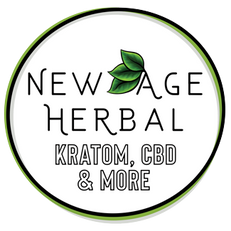 New Age Herbal Logo Kratom CBD Essential Oils Supplements Treasure Valley Idaho