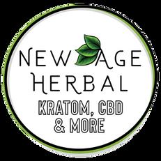 New Age Herbal Logo Kratom CBD Essential Oils Supplements Treasure Valley Idaho