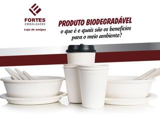 Produto biodegradável: o que é e quais são os benefícios para o meio ambiente