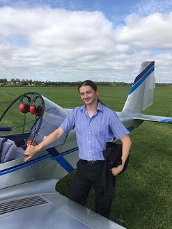 Dan Ellis passed his GST Aug 2019