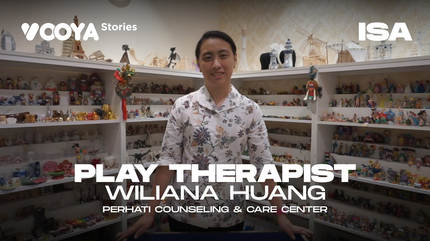 Play Therapist with Wiliana Huang