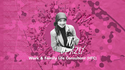 Work & Family Life Consultant (HTC) with Ita D. Azly