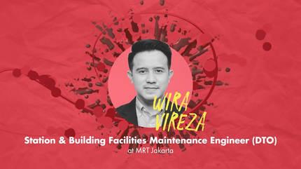 Station & Building Facilities Maintenance Engineer (DTO) with Wira Vireza