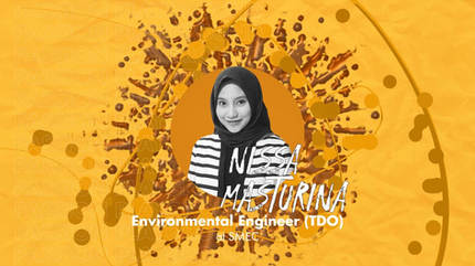 Environmental Engineer (TDO) with Nissa Masturina