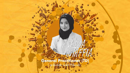 General Practitioner (TD) with Audiza Luthffia