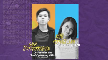 Memajukan Start-up Indonesia Melalui Purpose & Passion