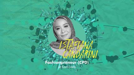 Fashionpreneur (CPD) with Istafiana Candarini