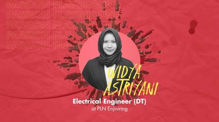 Electrical Engineer (DT) with Widya Astriyani