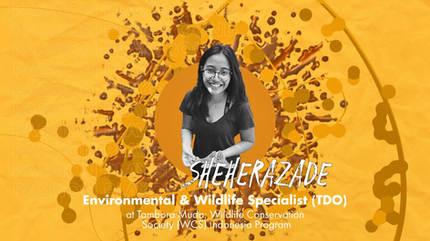 Environmental & Wildlife Specialist (TDO) with Sheherazade