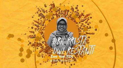 Zoo Vet (TD) with drh Prista Dwi Restanti