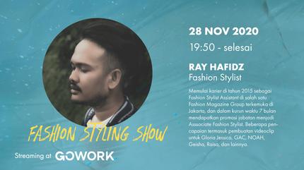 Fashion Stylist (CPH) with Ray Hafidz