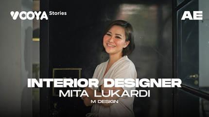 Interior Designer with Mita Lukardi
