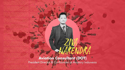 Aviation Consultant (DOT) with Ziva Narendra