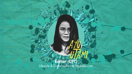 Editor (CPT) with Ayu Utami
