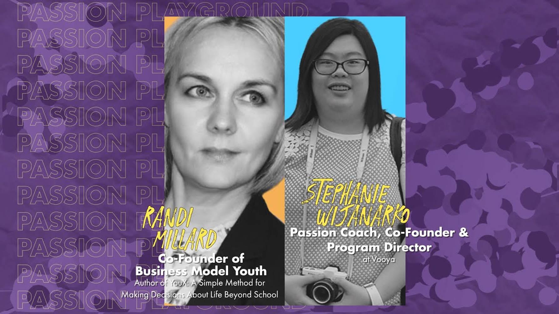 Passion Talks - Di Antara 3 Pilihan: Pilih Passion / Kejar Uang / Bangun Negara? (EDUCATION)