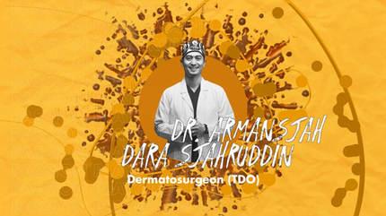 Dermatosurgeon (TDO) with Dr. Armansjah Dara Sjahruddin