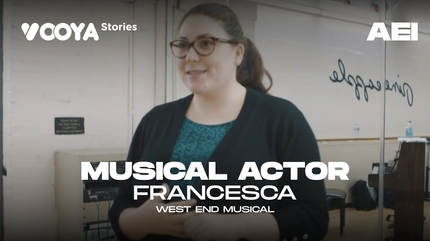 Musical Actor with Francesca