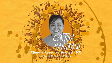 Climate Research Analyst (TO) with Cynthia Maharani