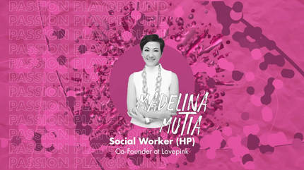Social Worker (HP) with Madelina Mutia