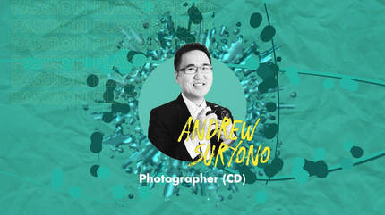 Photographer (CD) with Andrew Suryono