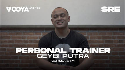 Personal Trainer with Geybi Putra