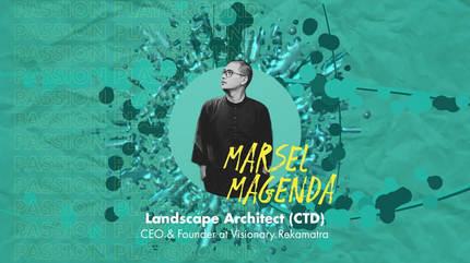Landscape Architect (CTD) with Marsel Magenda