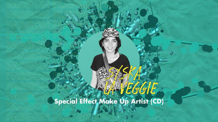 Special Effect Make Up Artist (CD) with Syska La Veggie