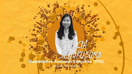 Quantitative Research Executive (TPO) with Felecia Setiokusumo