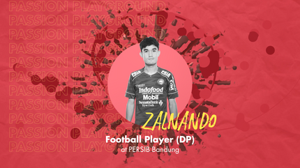 Football Player (DP) with Zalnando