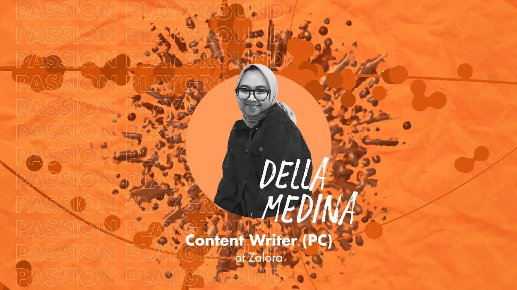 Content Writer (PC) with Della Medina