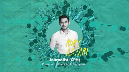 Journalist (CPH) with Rory Asyari