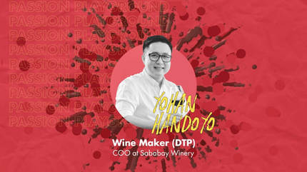 Wine Maker (DTP) with Yohan Handoyo
