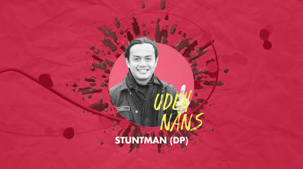 Stuntman (DP) with Udeh Nans