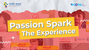 Passion Sparks - Student's Testimonial