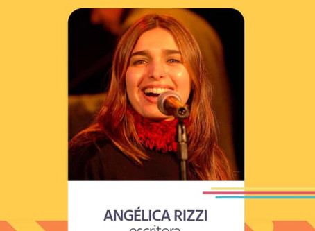 Angélica Rizzi vai estar  na Bienal Internacional do Livro de Alagoas