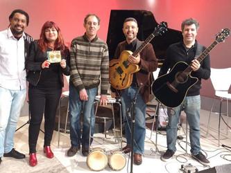 Angélica Rizzi no Estação Cultura da TVE-RS nesta terça