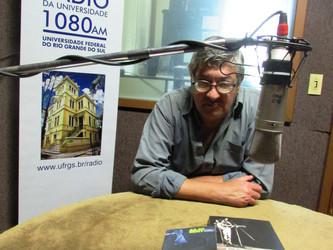 Sonoridades de hoje traz a 1ª parte da entrevista com Julio Reny