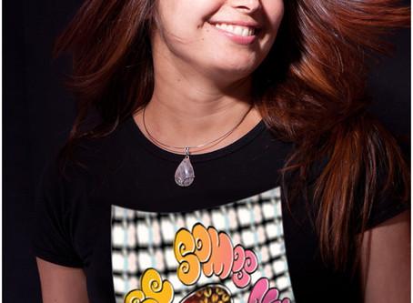 Angélica Rizzi entre os nomes do programa Atração Nacional da UNIFM de Santa Maria-RS