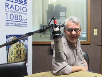 Hoje tem programa Sonoridades que traz entrevista com Márcio Pinheiro