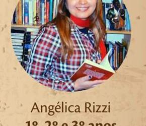 Angélica Rizzi participa da 18ª Feira do Livro de Igrejinha
