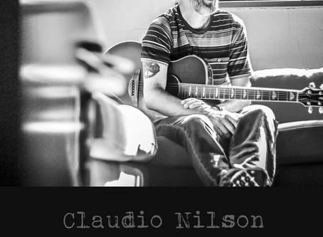Músico/compositor Claudio Nilson agora é cliente da GV Comunicação