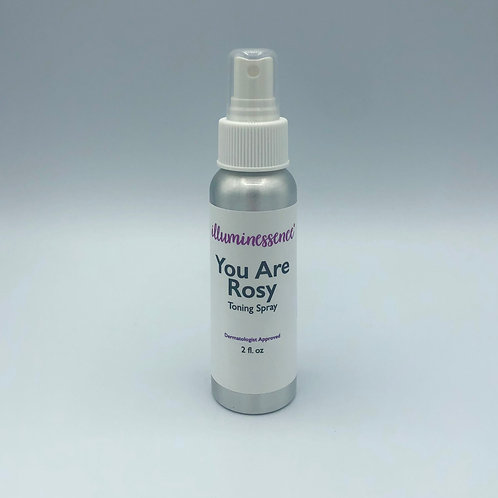 You Are Rosy Toning Spray