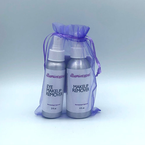 Face and Eye Makeup Remover Duo