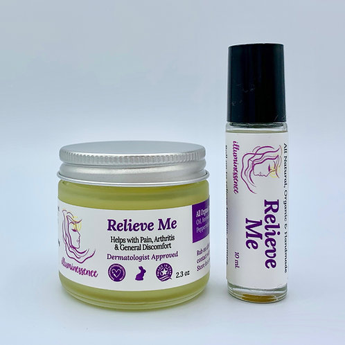 Relieve Me Combo Pack