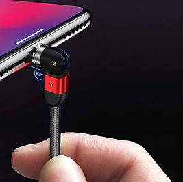 MagnifiCord - Rotate Magnetic Phone Charging Cable