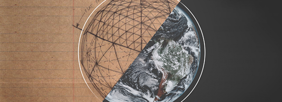The Moon, the Stars, the Earth & Your Home: Re-cycle, Re-purpose and Design Thinking