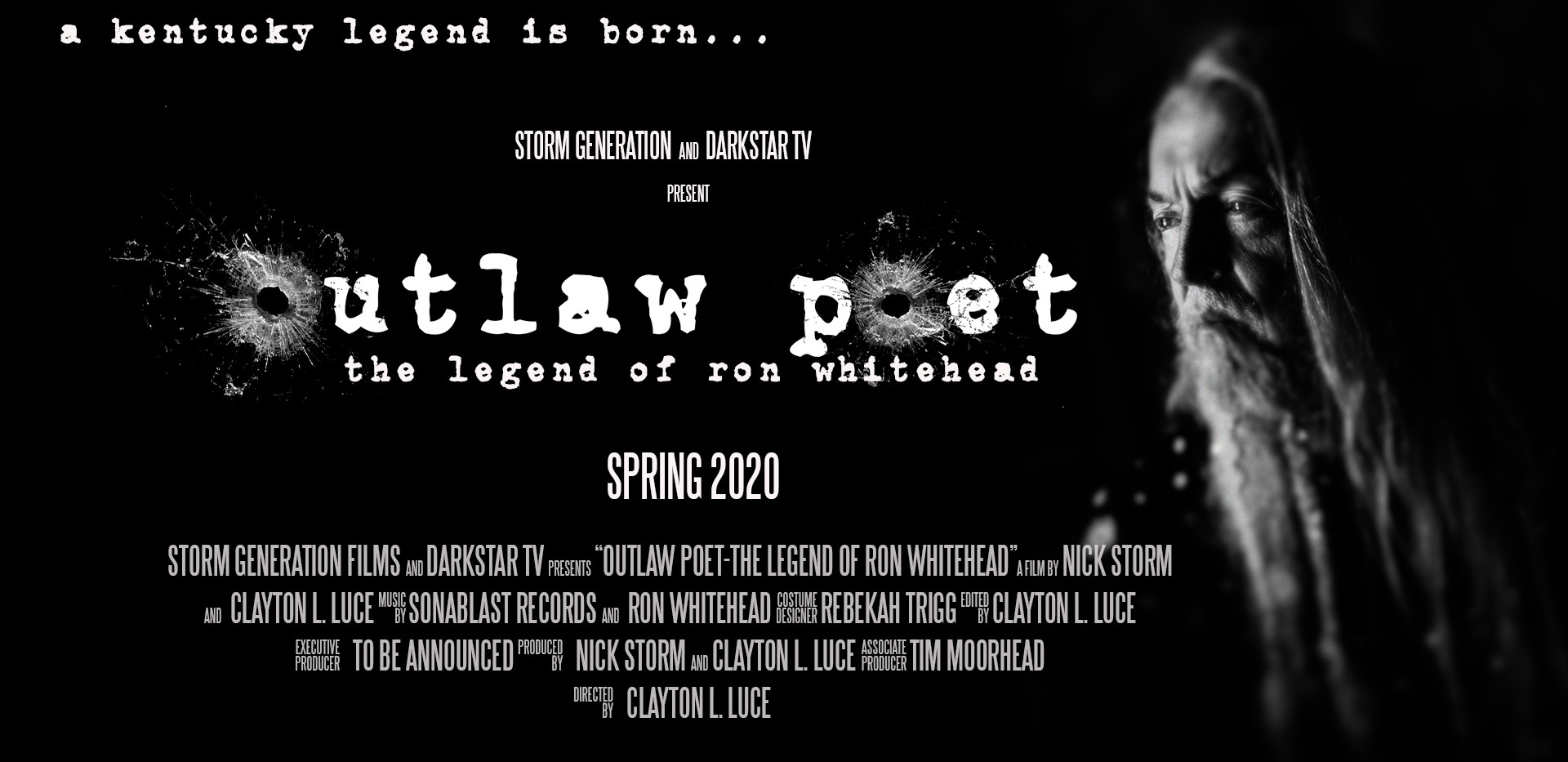 Graphic for Outlaw Poet