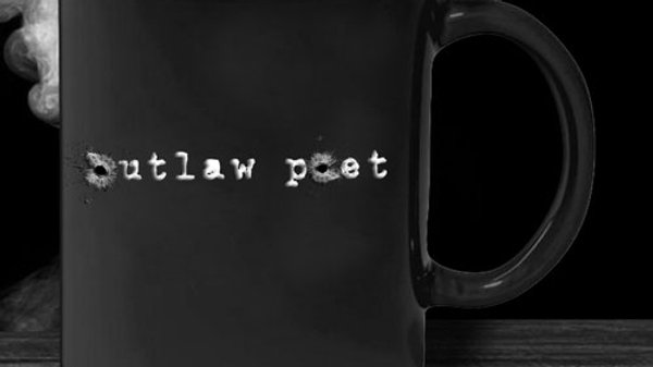 Outlaw Poet mean mug